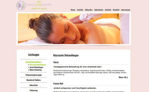 kosmetikinstitutWebdesignundSEO