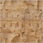 Textur wall relief loop