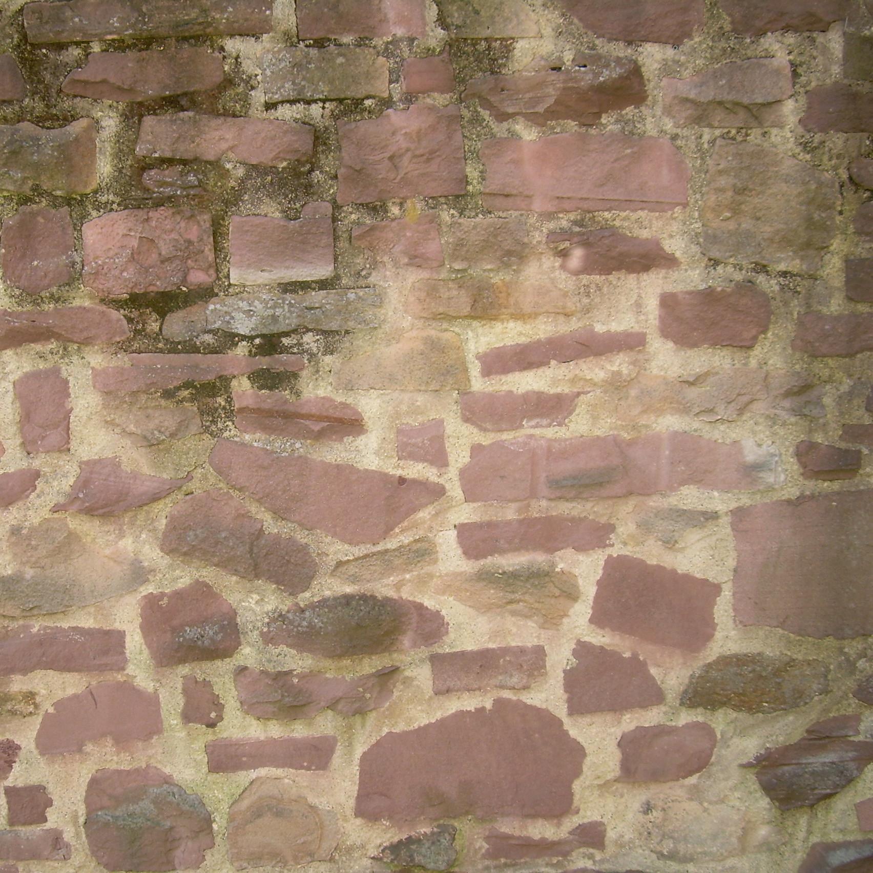 Textur wall dirty